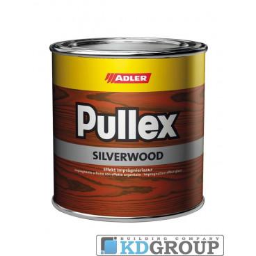 Краска ADLER Pullex Silverwood эффект искусственно состаренной древесины