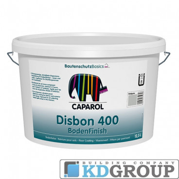 Лак Caparol Disbon 400 BodenFinish