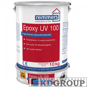 Смола Remmers Epoxy UV 100