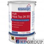 Лак Remmers PUR Aqua Top 2K SG