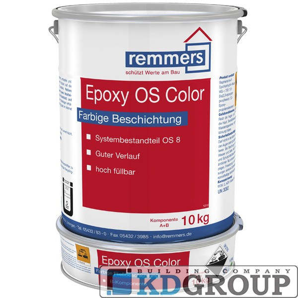 Remmers Epoxy OS Color