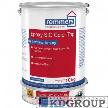 Смола Remmers Epoxy SIC Color Top