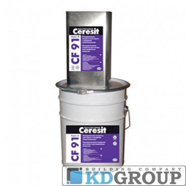 Полиуретановое покрытие Ceresit CF 91