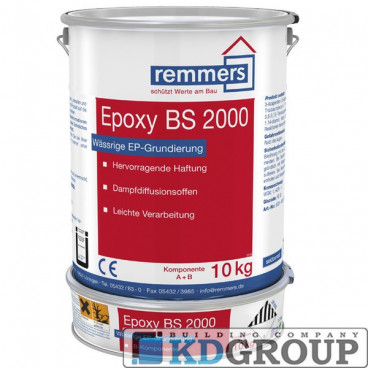 Грунтовка Remmers Epoxy BS 2000