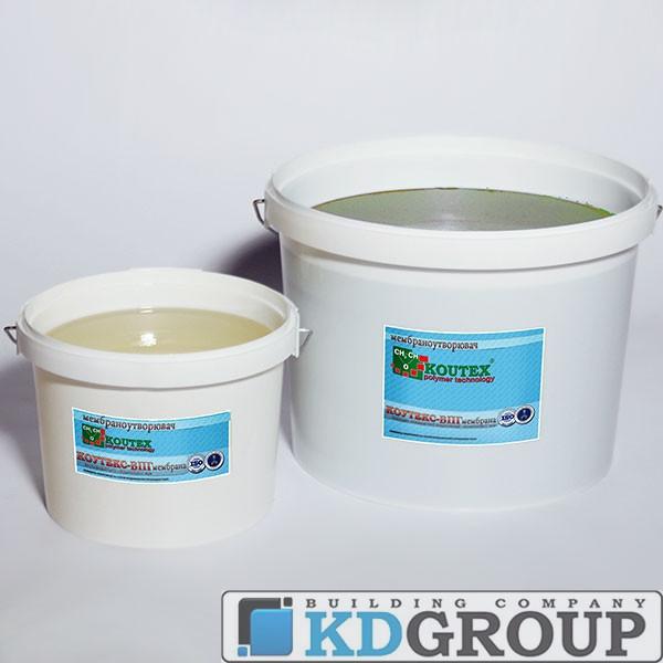 Лак ПК Коутекс  ВПГ (мембрана по бетону)