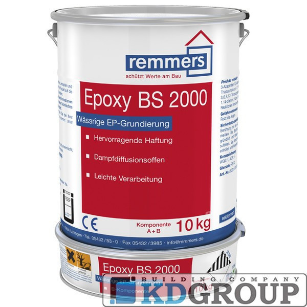 Remmers Epoxy BS 2000 transparent