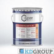 Полиуретановое покрытие CLEVER PU 640 TC 2К