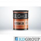 Гидроизоляция CLEVER BITUM 2K