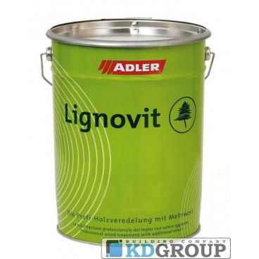 Лазурь с эффектом мерцания ADLER Lignovit Platin