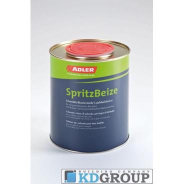 Бейц на основе растворителя ADLER Spritzbeize для лиственных пород древесины