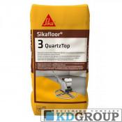 Топпинг Sikafloor-3 QuartzTop