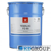 Краска Tikkurila Temalac FD 80