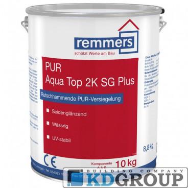 Лак PUR Aqua Top 2K SG Plus