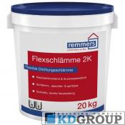 Гидроизоляционный шлам Flexschl?mme 2K
