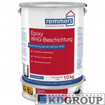 Remmers Epoxy  WHG Beschichtung