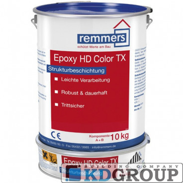 Remmers Epoxy HD Color TX