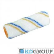 Валик радиаторный, нейлоновый Multitool 10 см, ворс 6 мм, (Radiator Roller Nylon Premium) Валик для полимера.