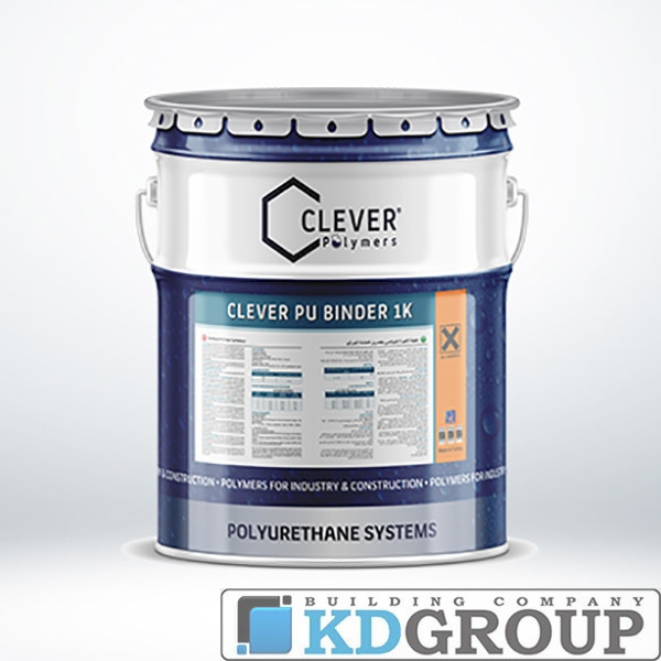 Полиуретановое покрытие CLEVER PU BINDER 1K